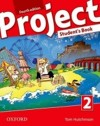 Obrázok - Project Fourth Edition 2 Students Book (International English Version)