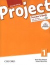 Obrázok - Project Fourth Edition 1 Teachers Book with Online Practice Pack - 2.vydání