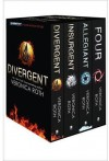 Obrázok - Divergent (BOOKS 1-4 plus World of Divergent)