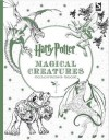 Obrázok - Harry Potter colouring book Magical Cratures