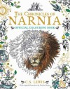 Obrázok - The Chronicles of Narnia Colouring Books