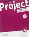 Obrázok - Project Fourth Edition 5 Teachers Book with Online Practice Pack