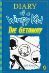 Obrázok - Diary of a Wimpy Kid: The Getaway (book 12)