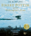 Obrázok - Harry Potter and the Philosopher's Stone: Illustrated Edition