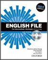 Obrázok - English File Pre-Intermediate Workbook without key + iChecker CD-ROM