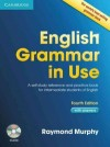 Obrázok - English Grammar in Use + CD