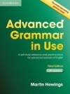 Obrázok - Advanced Grammar in Use with Answers (3rd edition)