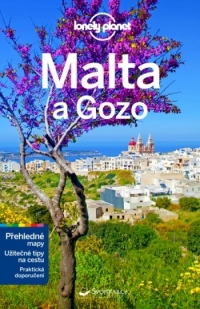Kniha - Malta a Gozo - Lonely Planet