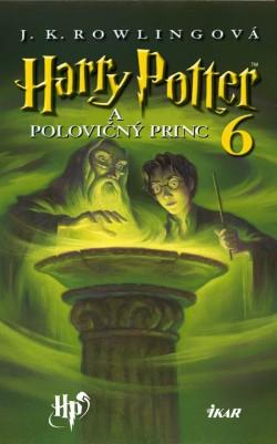 Výsledok vyhľadávania obrázkov pre dopyt Harry Potter a Polovičný princ