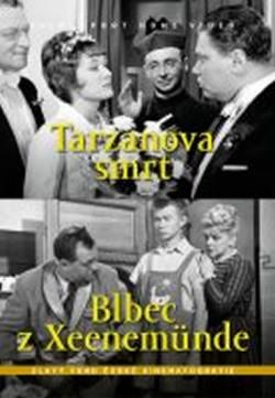 Tarzanova smrt/Blbec z Xeenemünde (2 filmy na 1 disku) - DVD box