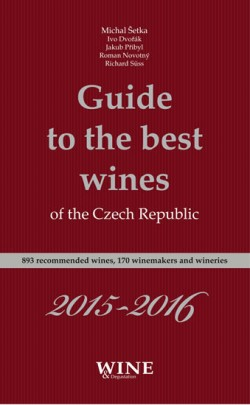 Obrázok - Guide to the best wines of the Czech Republic 2015-2016