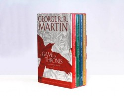 Obrázok - A Game of Thrones - The Graphic Novels Volumes 1 – 4
