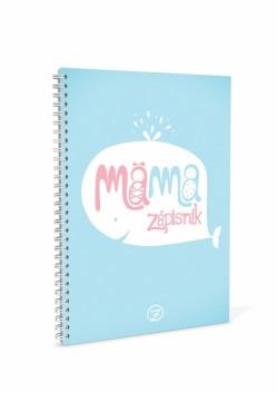 d713c0dd0 Kniha Mama zápisník | Moja-Kniha.sk