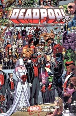 a70d2d649 Kniha Deadpool: Deadpool se žení   Moja-Kniha.sk