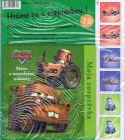 Autá-Mater a neposlušné traktory - Moja rozprávka č. 12