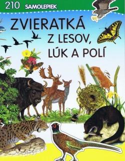 Kniha Zvieratka Z Lesov Luk A Poli Moja Kniha Sk