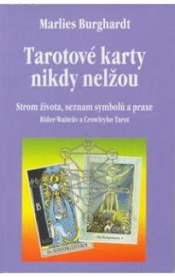 Kniha Tarotove Karty Nikdy Nelzou Moja Kniha Sk