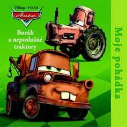 Moje pohádka Burák a neposlušné traktory